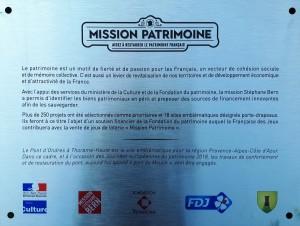 plaque FDJ FDP