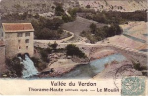 1905 - carte postale